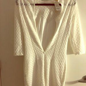 bebe Dresses - Bebe White Dress